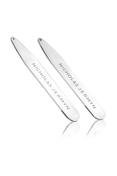 Nicholas Jermyn Metal Collar Stays