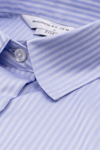 Fairlie Stripe Blue