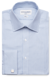 Esquire Stripe Classic Fit Double Cuff Men's Business Shirt