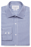 Osborne Check - Classic Fit - Single Cuff