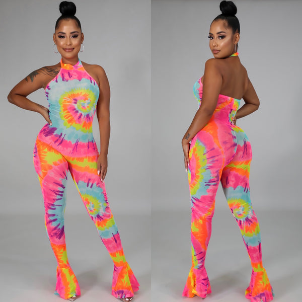 """COLORPOP"" jumpsuit"