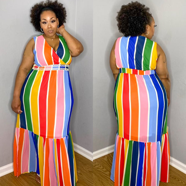 "PLUS SIZE ""CANDYLAND"""