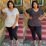 "PLUS SIZE ""COMFY CASUAL"" tops"