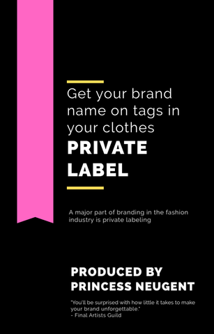 PRIVATE LABEL CONTACT