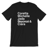"""Power Couple"" Wifey T-Shirt - Black"