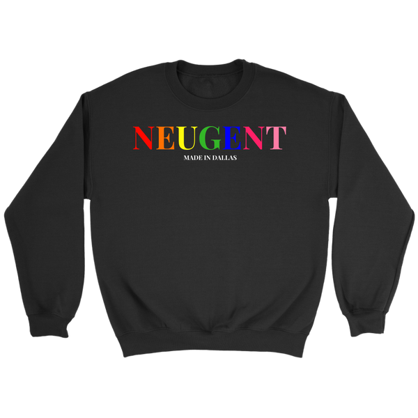 NEUGENT unisex crew in color