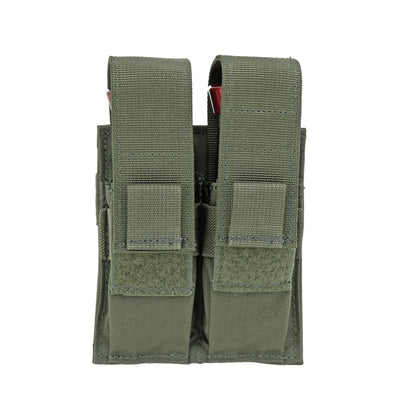 Modular (MOLLE) Universal DOUBLE Pistol Magazine Pouch