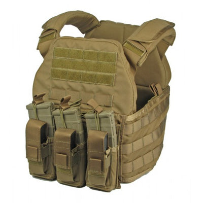 SERT PALADIN Plate Carrier, Contract Over-Runs