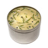 Metal Tin Soy Candle Bayberry 16oz - Bedrock Tree Farm Fir Needle Products