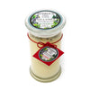Glass Pillar Jar Soy Candle Bayberry 21oz-Bedrock Tree Farm Fir Needle Products