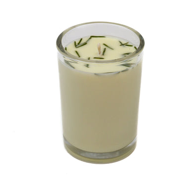 Glass Tumbler Soy Candle 7oz
