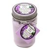 Glass Mason Jar Soy Candle Lavender 16oz - Bedrock Tree Farm Fir Needle Products