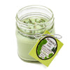 Glass Mason Jar Soy Candle Shiso 8oz - Bedrock Tree Farm Fir Needle Products
