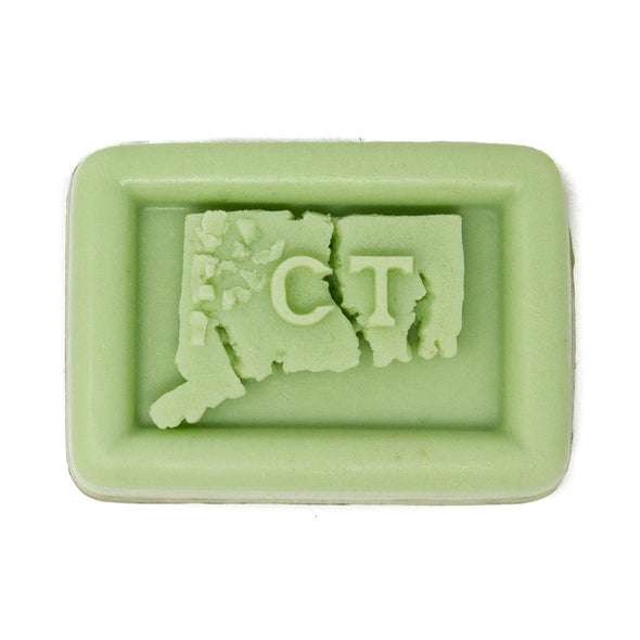 New England State Soap Bar - Bedrock Tree Farm Fir Needle Products