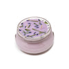 Glass Tureen Jar Soy Candle Lavender 3.5oz-Bedrock Tree Farm Fir Needle Products