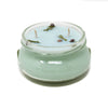 Glass Tureen Jar Soy Candle Juniper 3.5oz - Bedrock Tree Farm Fir Needle Products