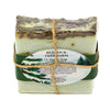Wrapped Soap - Bedrock Tree Farm Fir Needle Products