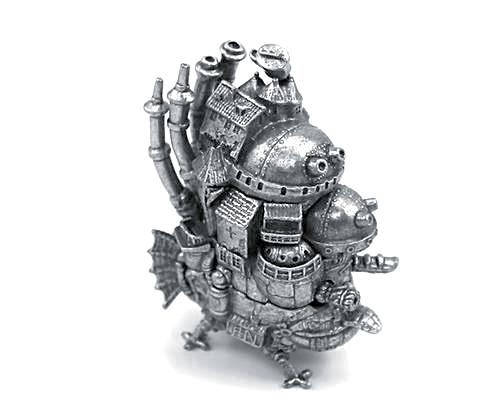 Full Metal Howl's Moving Castle Limited Edition Replica