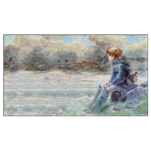Nausicaä of the Valley of the Wind Canvas Poster