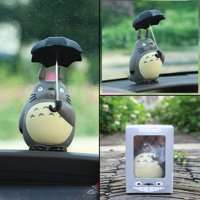 Classic Totoro Collectible
