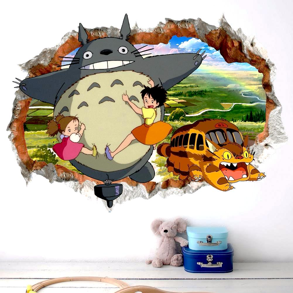 My Neighbor Totoro Wall Sticker