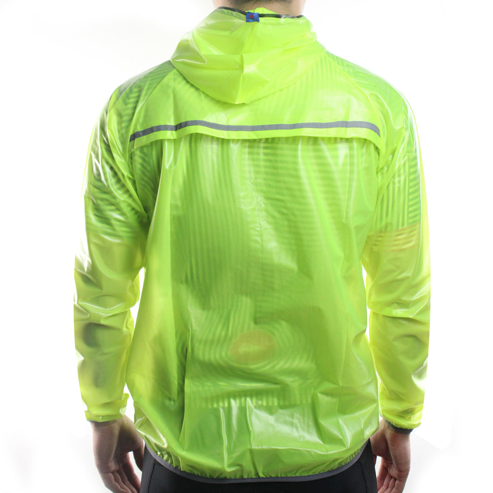 Raincoat Cycling