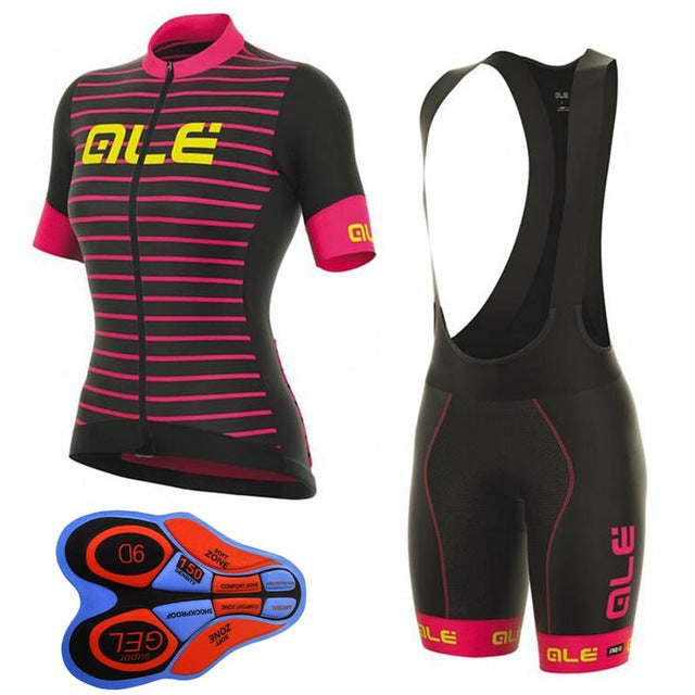 Women's Cycling Clothing Set C1