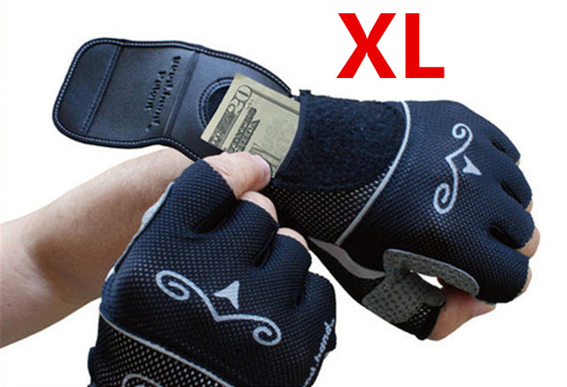 Cycling Gloves with Bike Mirrors