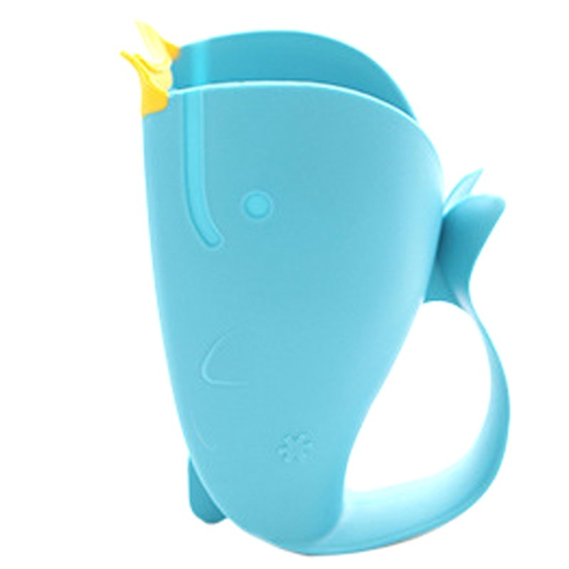 Baby Whale Bath Cup