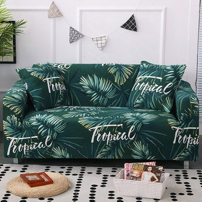 Decorative Pattern Sofa Cover