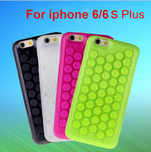 Puchi Bubble Wrap Phone Case Cover for iPhone 6 6s Plus 5.5 inch