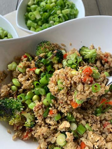 RECIPE: Cauliflower Fried Rice