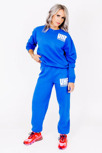 UHF Athlete Sweatshirt - Royal Blue