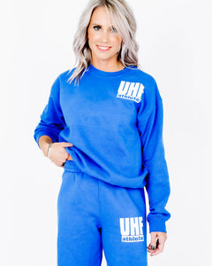 UHF Athlete Sweatpants - Royal Blue