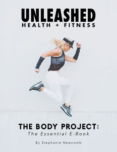 The Body Project: The Essential E-Book
