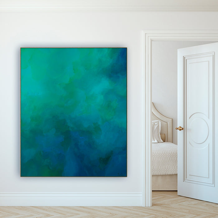 ' Emerge ' Limited Edition Canvas Artwork