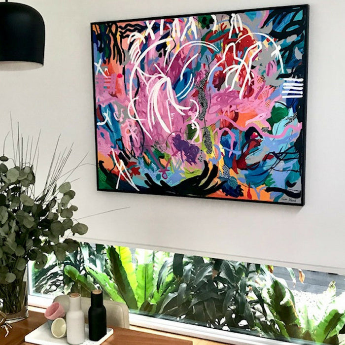 Buy ' Summer Healing ' Original Artwork - The Interiors Assembly