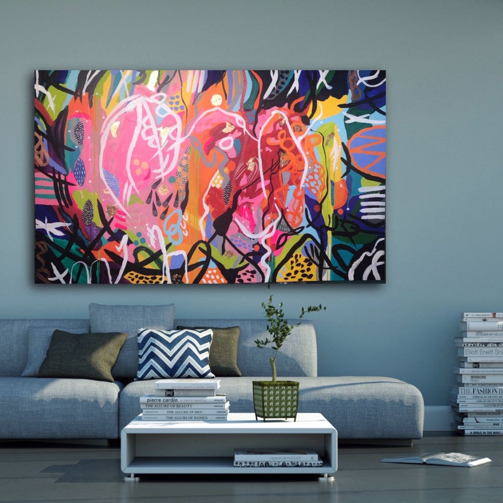 Buy ' EARLY SUMMER DREAMS  ' Original Artwork - The Interiors Assembly