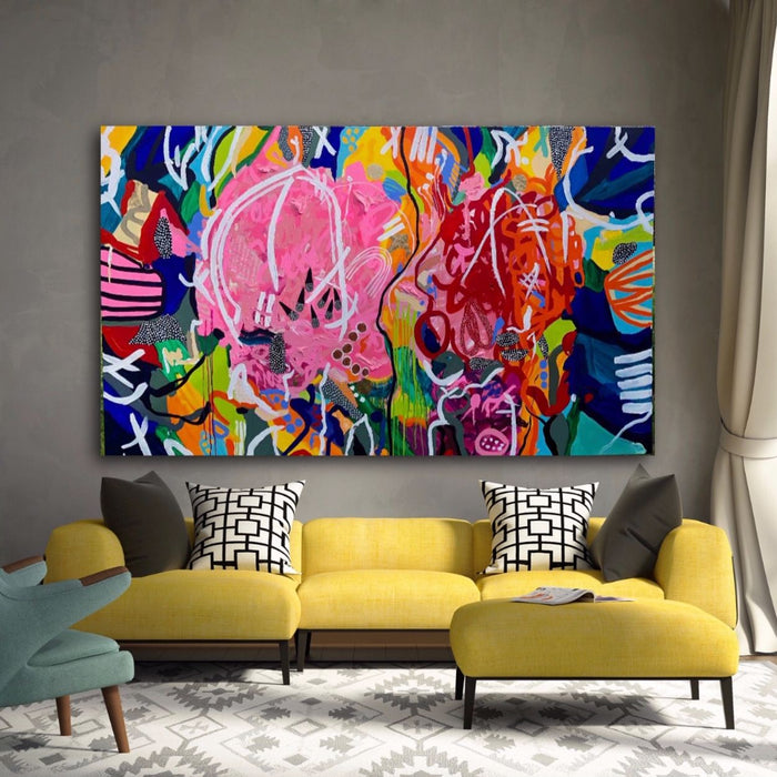 Buy ' Sensing Summer  ' Original Artwork - The Interiors Assembly