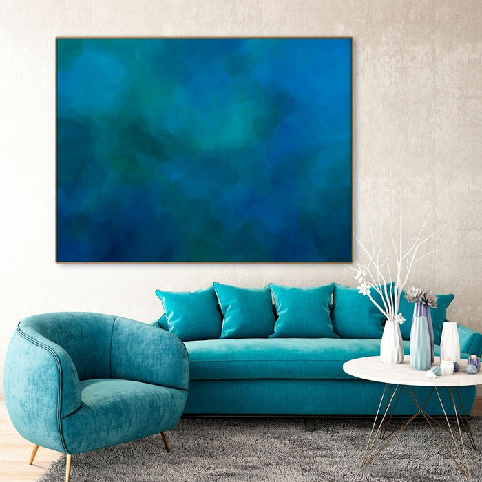 ' Transcendence ' Limited Edition Canvas Artwork