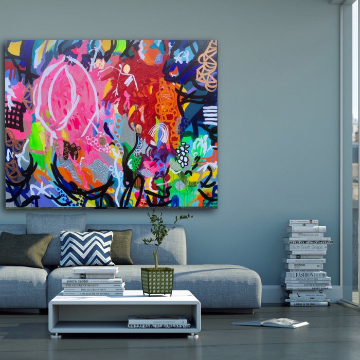 Buy ' Was Summer just a dream ? ' Original Artwork 2019 - The Interiors Assembly