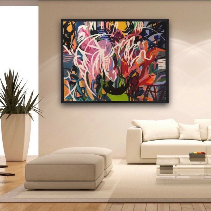 Buy ' Summer Breeze ' Original Artwork - The Interiors Assembly