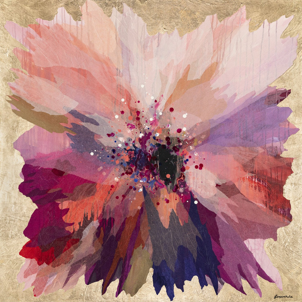 Buy ' HIBISCUS ' - LIMITED EDITION ART PRINT ( UNFRAMED ) - The Interiors Assembly