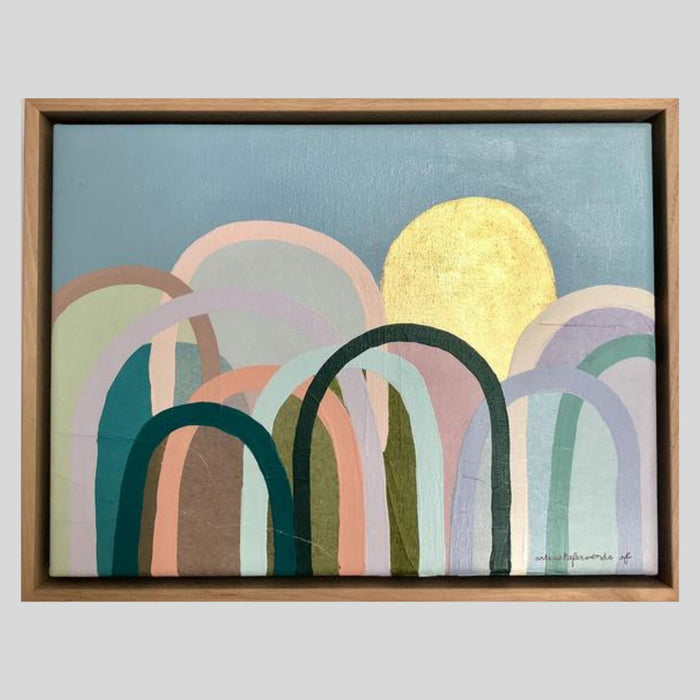 Buy Spring Colours Original Artwork - The Interiors Assembly