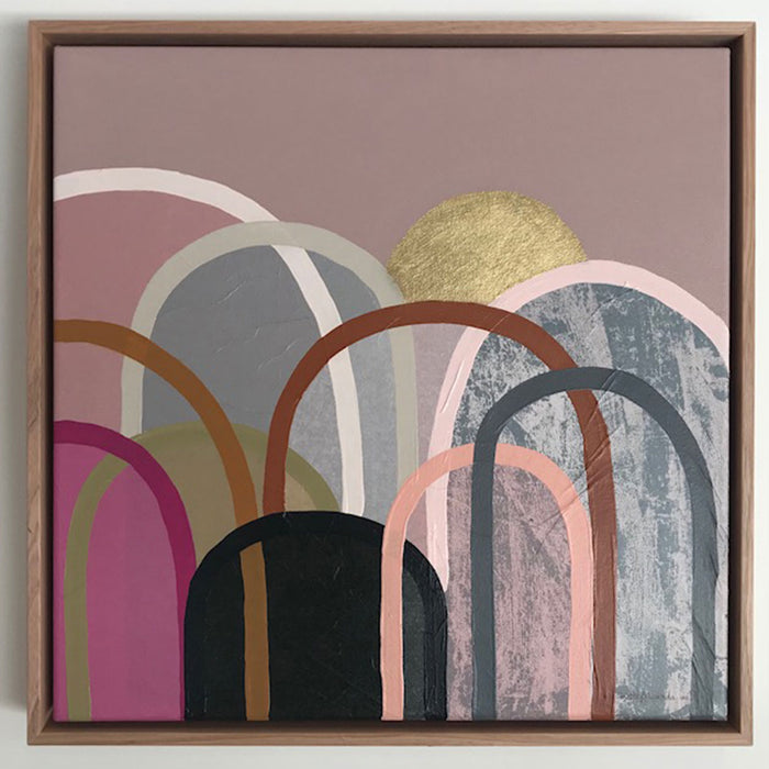 Buy Desert Hills Original Artwork - The Interiors Assembly