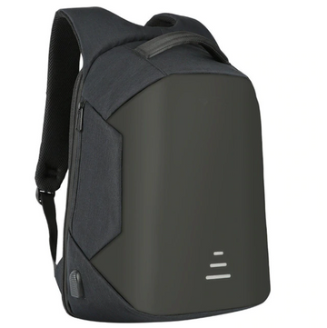 Anti Theft Water Resistant USB Laptop Backpack 15.6