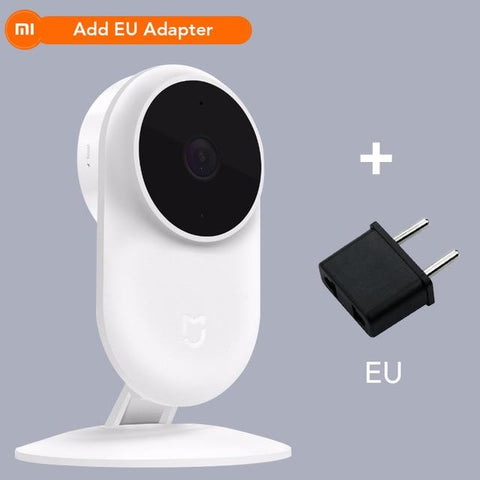 Home Tech - 1080P WiFi Night Vision Security Camera