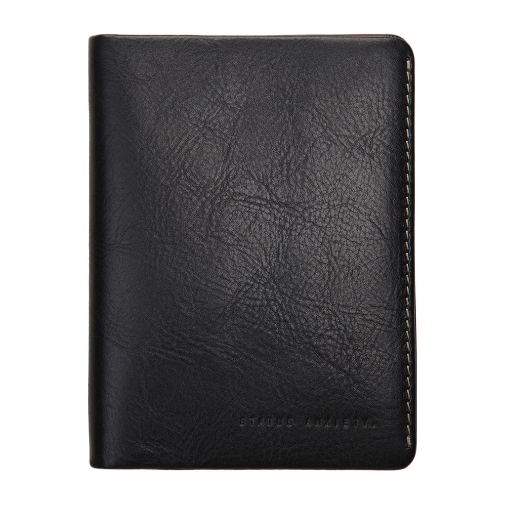 Status Anxiety Conquest Passport Wallet