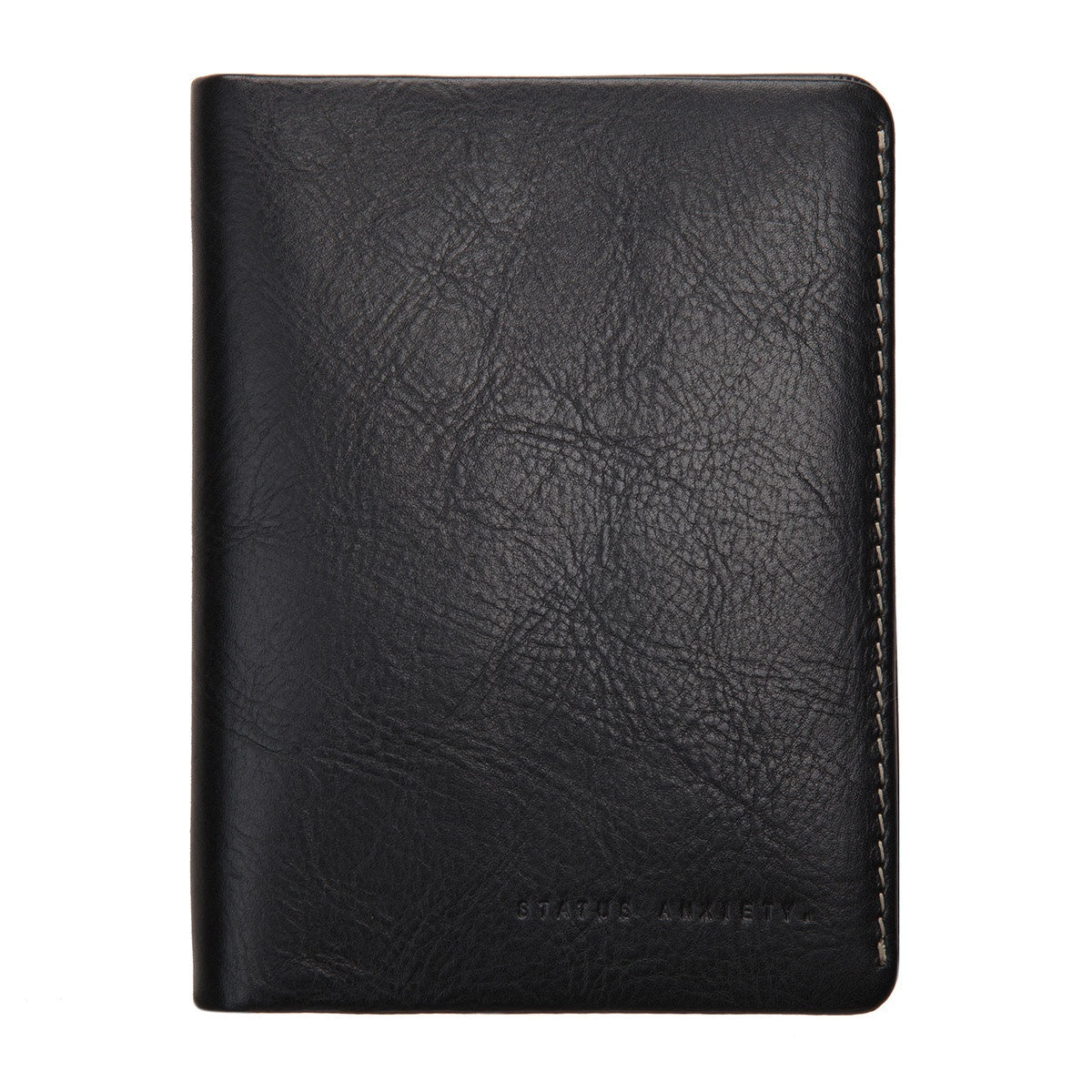 Status Anxiety Conquest Passport Wallet - The Artisan Storeroom