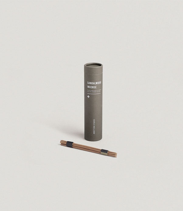Addition Studio Incense Sticks: Sandalwood